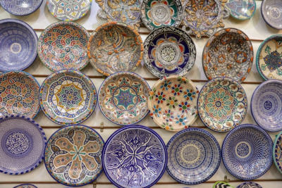 Moroccan Pottery: A Masterpiece of Moroccan Crafts