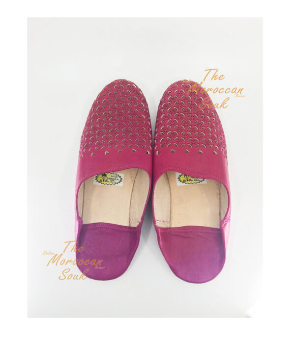 Pink Slippers for women